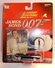 DIE CAST JOHNNY LIGHTNING  JAMES BOND 007 DR NO CHEVROLET 57 CHEVY BEL AIR a