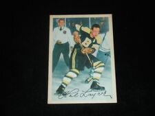 1953-54 Parkhurst Hockey Card-Hal Laycoe-Boston Bruins-#87-EX+, centered