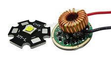 Cree XM-L2 Led Driver + XML2 White 6500K Led Light 20MM DIY