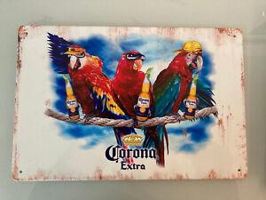Corona Bier, Beer Blechschild!! Neu, selten