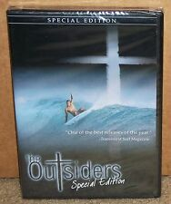 The Outsiders DVD Special Edition NEW Surfing