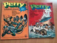 PERY SAMMELBAND no.6 und SAMMELBAND no.16 vo.1969