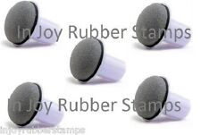 Tsukineko Jumbo Sponge Daubers / Applicators 5 ct FREE SHIPPING in US