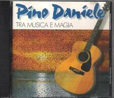 """PINO DANIELE - RARO CD 1991 """" TRA MUSICA E MAGIA """""""