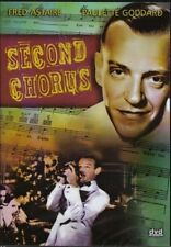 DVD - Drama - Second Chorus - Fred Astaire - Paulette Goddard - Ben Hecht
