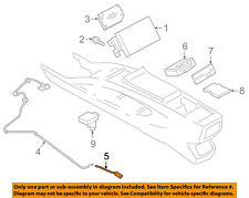 Lincoln FORD OEM 13-16 MKZ-Radio Antenna Cable DP5Z18812G