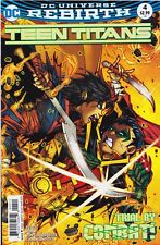 TEEN TITANS (2016) #4 - Cover A - DC New Universe - New Bagged