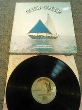 THE SHIP - A CONTEMPORARY FOLK MUSIC JOURNEY LP ORIGINAL U.S ELEKTRA GARY USHER