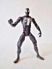 "Marvel legends Spider-man Classic Symbiote Black costume Spider-man 6"" figure"