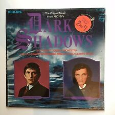 Dark Shadows Tv Soundtrack - Robert Cobert Orchestra Original Issue (Vinyl, 1969