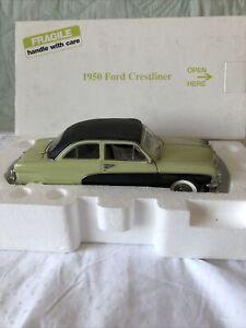 Very Rare Danbury Mint 1950 Ford Crestliner 1/24 Scale