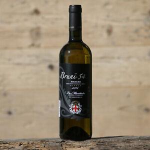 VINO BIANCO BRUNI 54 AROMATICO DELLE MARCHE 750 ml - WHITE WINE