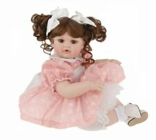"Marie Osmond ""Baby Abby Mother O Collection"" 13"" Seated Porcelain Doll - New"
