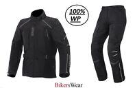 Alpinestars New Land GTX Gore -Tex Waterproof Textile Jacket and Trouser Deal
