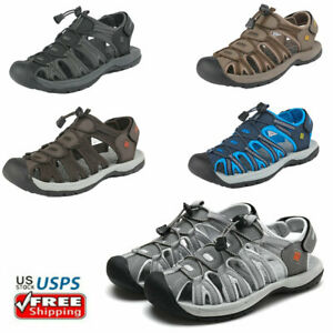 Mens Athletic Sandals Summer Sandals Fishman Sandals Beach Water Sports Shoes