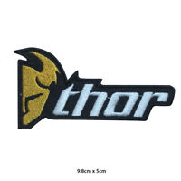 Thor Super Hero Movie Embroidered Patch Iron on Sew On Badge For Clothes etc