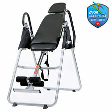 Folding Inversion Table - Anti Gravity Back Fitness Therapy Relief