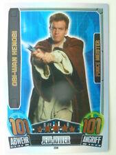 Force Attax Star Wars Serie 3 (2013 rot), Obi-Wan Kenobi (230), Force Meister