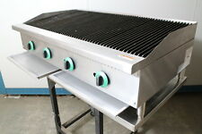 BBQ Gas Char Broiler Flame Grill Peri Peri  Radiant Heat
