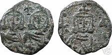 Constantin V, follis, Constantinople - 158