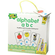 Chimp And Zee Alphabet ABC Puzzle - Helps Develop Observation & Matching Skills