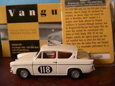 FORD ANGLIA 105E #118 1959 RAC RALLY LADIES TROPHY WINNER ANNE HALL & PATSY BURT
