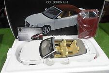 AUDI A5 cabriolet convertible blanc echelle 1/18 NOREV 188351 voiture miniature