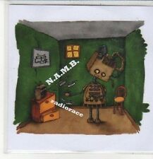 (CZ662) N.A.M.B., Radiorace / Into The Mud - 2009 DJ CD