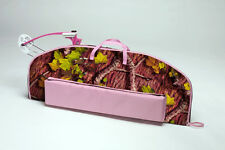 """39"""" PINK CAMO BOW CASE YOUTH BOWS FOR MATHEWS GENESIS - FREE SHIPPING!"""