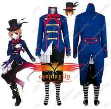 Black Butler Drocell Cainz Cosplay Costume Custom Made