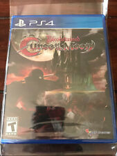Bloodstained Curse Of The Moon Playstation 4 Limited Run
