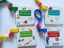 Sparpaket Buggybücher erste Wörterbücher für unterwegs ab 1,Carlsen Lagerspuren