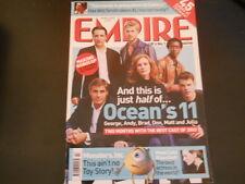 Cate Blanchett, Christopher Walken, Will Smith - Empire Magazine 2002