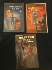 Quantum Leap (Innovation, 1991) #1,4,13 (Time and Space Special) Vf