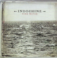 CD promo INDOCHINE Pink water 1 titre 2006 RARE