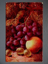 R&L Postcard: Art Study, Still Life, Fruit, Natural Food, R Winter Birmingham