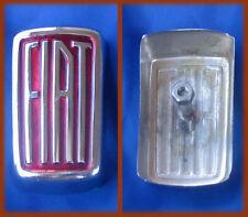 FIAT 600 MULTIPLA - Metal logo badge emblem