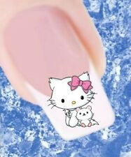 20 Nail Tattoos Hello Kitty  Katze  625 Sticker Nailart