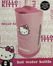Hello Kitty Hot Water Kettle Sanrio 2012 New in Open Box