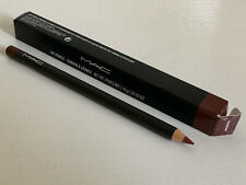 NEW! MAC LIP PENCIL - MAHOGANY ( INTENSE REDDISH-BROWN )