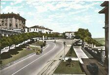 190177 CUNEO FOSSANO - Via G. MARCONI Cartolina FOTOGRAFICA