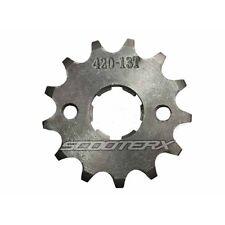 Sprocket 420 13 tooth 20mm 50 Caliber Atv Pit Bike Motorcycle Go Cart Dirt Bike