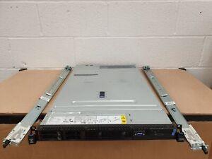 IBM X3550 M4 1U Server 2x Xeon E5-2650 v2 64GB M5110e RAID 2x 146GB 15K SAS
