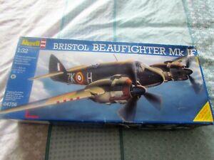 1/32 Revell Bristol Beaufighter Mk.1F kit