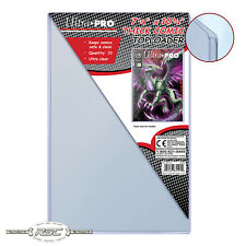 """10 - Current Comic Toploaders (Rigid Top Loader) by UltraPro - 7-1/8"""" x 10-1/2"""""""