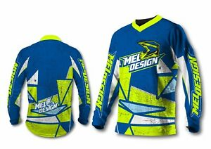 Maillot moto cross homme TAILLE M meldesign