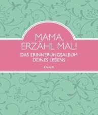 MAMA, ERZÄHL MAL ! ►►►ungelesen ° von Elma van Vliet ° ‹^^›‹(•¿•)›‹^^›