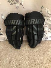 New listing Warrior Black 10� Clutch Ice Hockey Gloves