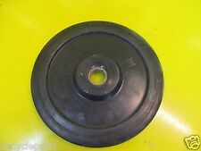 1999 99 YAMAHA VENTURE 600 OEM GENUINE REAR AXLE IDLER WHEEL PULLEY NYTRO/700