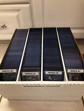 Ken Griffey Jr and Cal Ripken Jr MEGA BOX Ticket Value $3,680 Rare Cards 1983 up